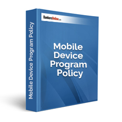 Mobile Device Program Policy