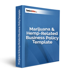 Marijuana-Related Business Policy Template