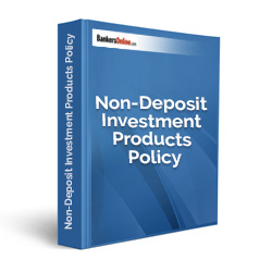 Non-Deposit Investment Products Policy