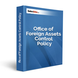 Office of Foreign Assets Control Policy