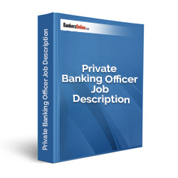 Private Banking Officer Job Description
