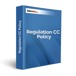 Regulation CC Policy