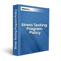 Stress Testing Program Policy