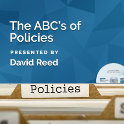 The ABC's of Policies
