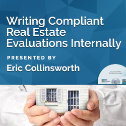 Writing Compliant Real Estate Evaluations Internally