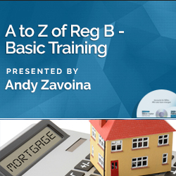A to Z of Reg B – Basic Training