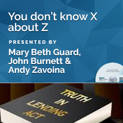 You don't know X about Z