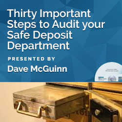 Safe Deposit Audits Identify and Reduce Your Liability