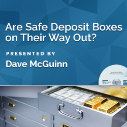 Are Safe Deposit Boxes on Their Way Out?