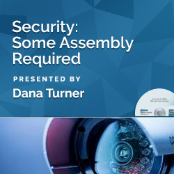 Security: Some Assembly Required