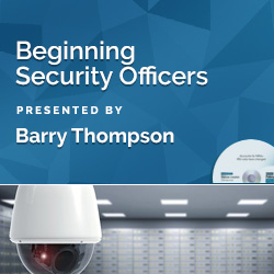 Beginning Security Officers
