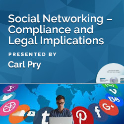 Social Networking – Compliance and Legal Implications - Click Image to Close