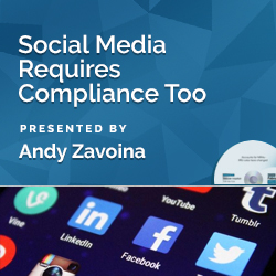Social Media Requires Compliance Too