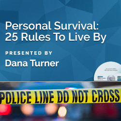 Personal Survival: 25 Rules To Live By - Click Image to Close