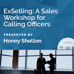 ExSelling A Sales Workshop for Calling Officers