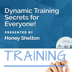Dynamic Training Secrets for Everyone!