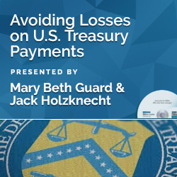 Avoiding Losses on U.S. Treasury Payments