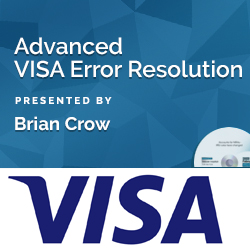 Advanced VISA Error Resolution